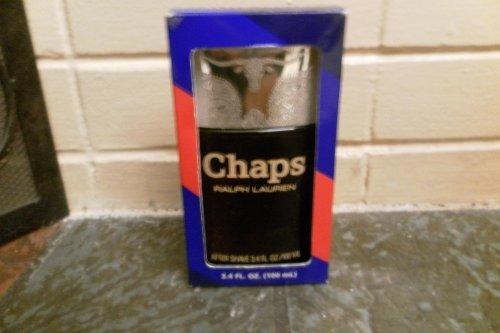 chaps por ralph lauren after shave 34 oz para hombres