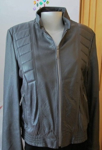 chaqueta 100% cuero