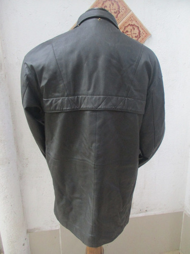 En Xs Color Hombre 100 500 Negro De Cuero Chaqueta 24 Talla qp1vC