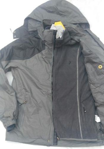chaqueta 3 en 1 hombre peak performance - nueva envío gratis