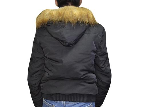 chaqueta acolchada/capucha invernalcaterpillar m2310164-s