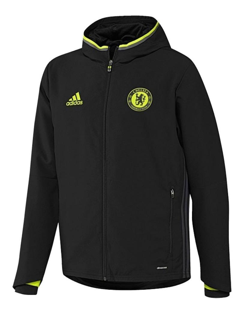 Chaqueta adidas Chelsea Fc Niños Nueva