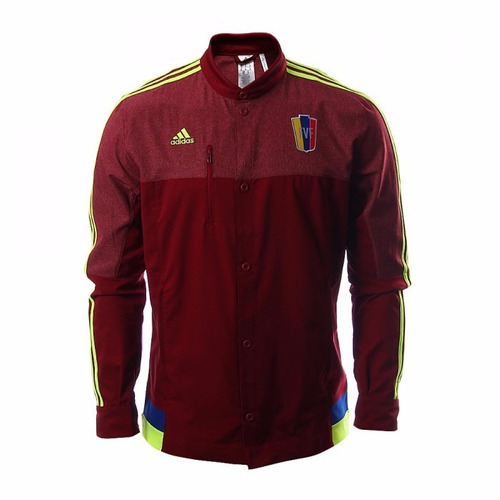 chaqueta adidas fvf anth jkt la vinotinto original