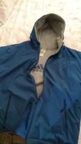 Xl Reversible Original Tamaño 2 Para Chaqueta Frio Adidas K1cTlJF