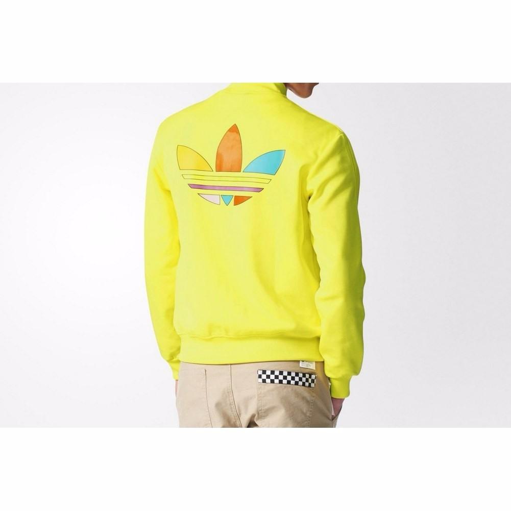 Chaqueta M Pharrell Adidas Amarilla Williams Talla Originals rqArPYxB