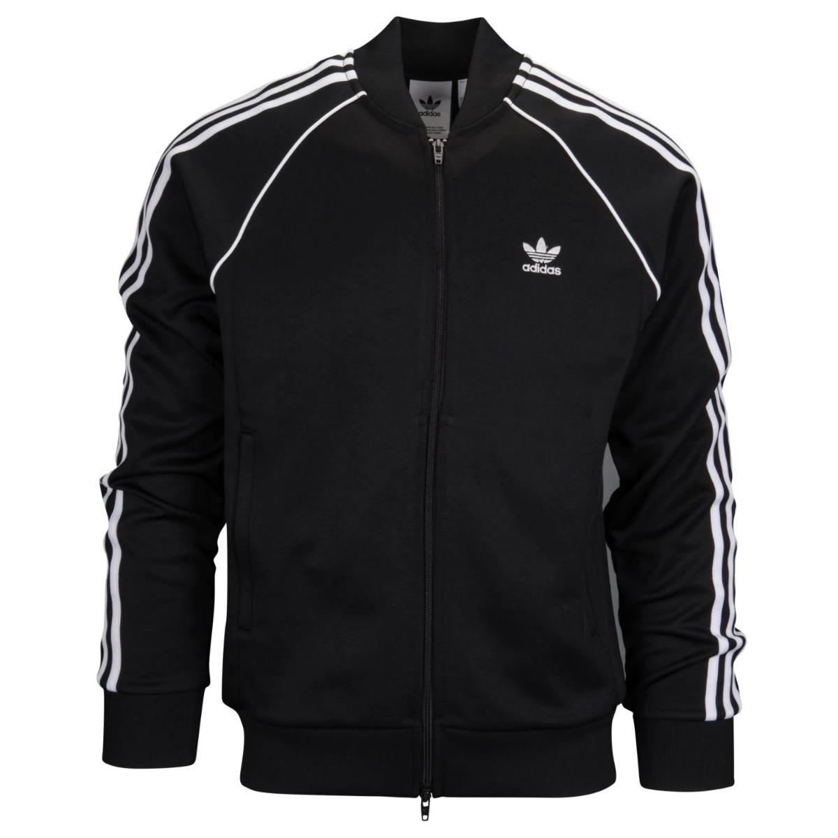 15df8f27c8a01 chaqueta adidas originals sst tt black. Cargando zoom.