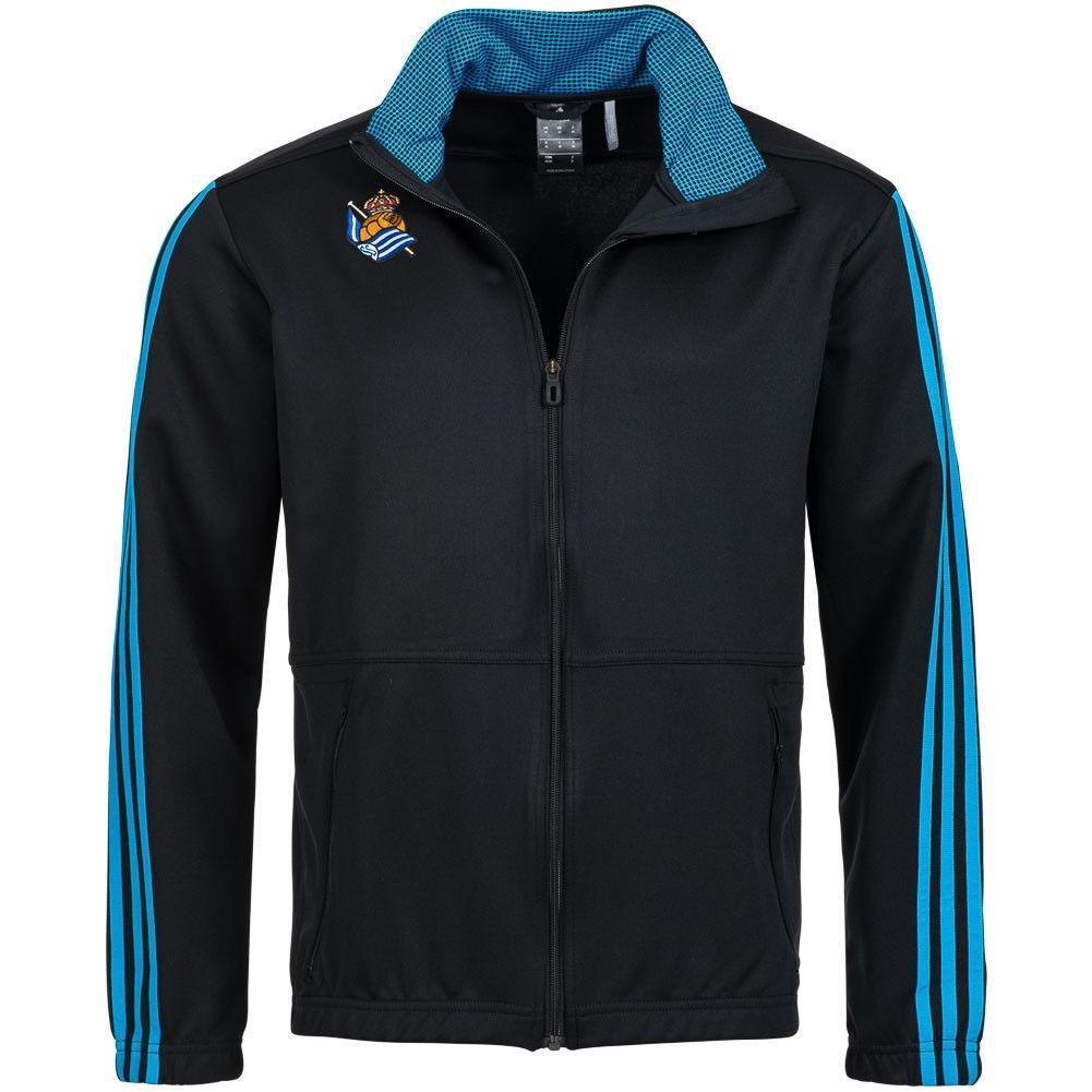 Sociedad Real adidas 2016 SNueva 17Talla Chaqueta UjqSLGVzMp