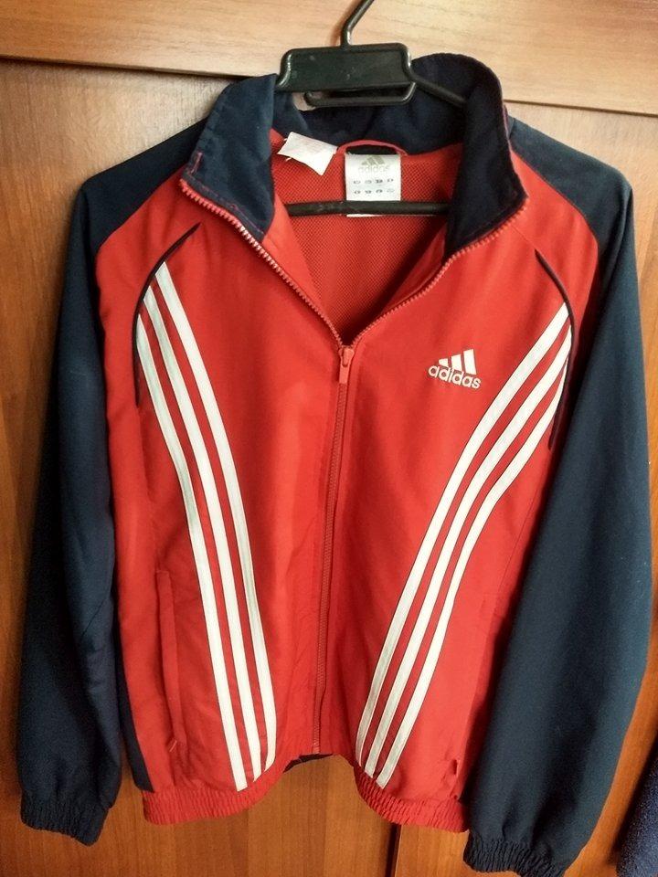 Roja En Chaqueta 48 Libre 000 Mercado Adidas Original 6H1P5