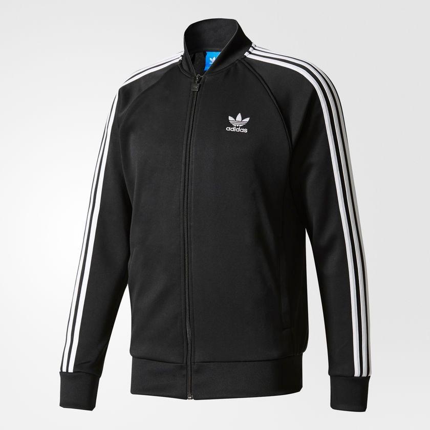 chaqueta adidas superstar