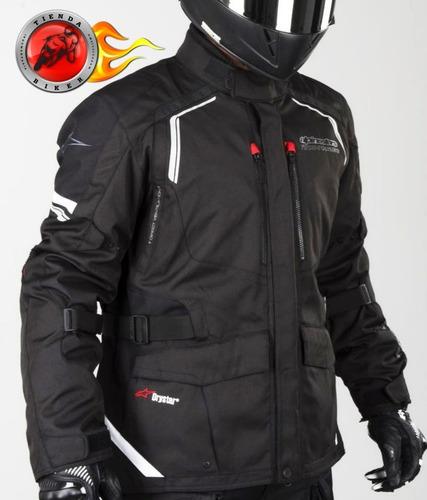 chaqueta alpinestar andes v2 negra