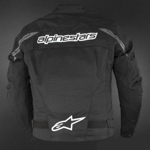 chaqueta alpinestars viper air jacket alta cilindrada