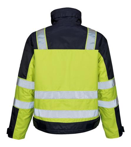 chaqueta alta visibilidad genova | mascot® safe image