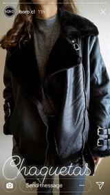 diseñador de moda selección especial de precio bajo Chaqueta Aviadora Negra
