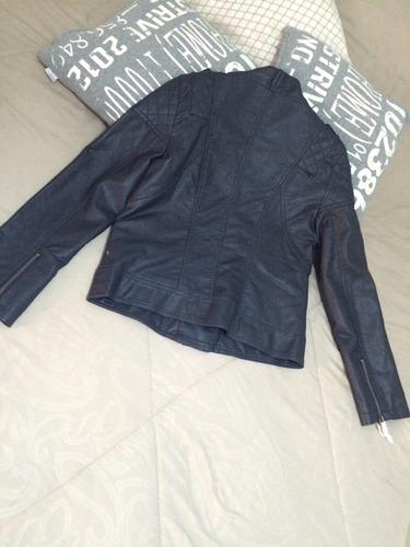 chaqueta azul marino nueva talla m