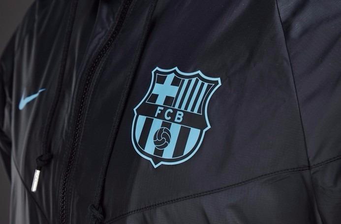 Chaqueta Barcelona Fc 2015   2016 Nike Windrunner -   185.000 en ... 41eae4c8b96