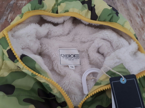 chaqueta bebé  12 meses