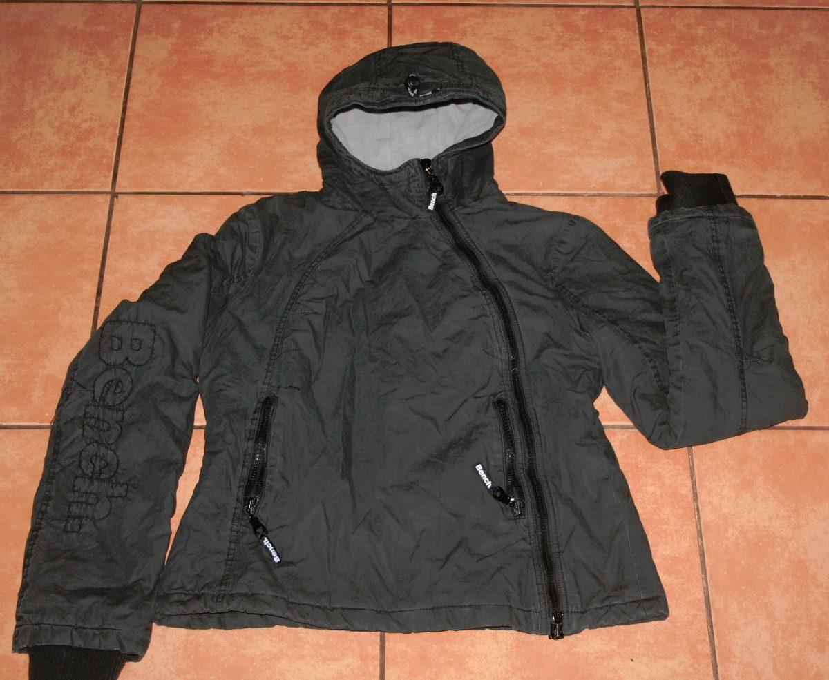 ddfcd7374e354 Chaqueta Bench Talla L -   9.000 en Mercado Libre