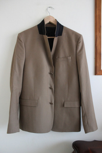 chaqueta blazer exclusiva the kooples 3 botones nueva t50/m