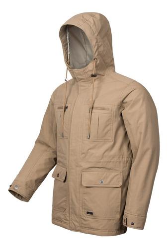 chaqueta cairo beige doite