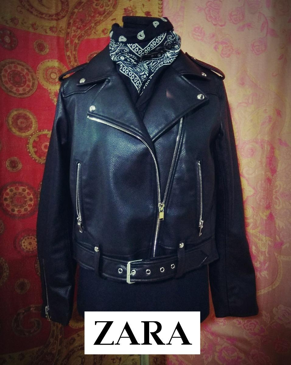 Chaqueta Cuero Mujer Zara Ropa y Accesorios en Mercado