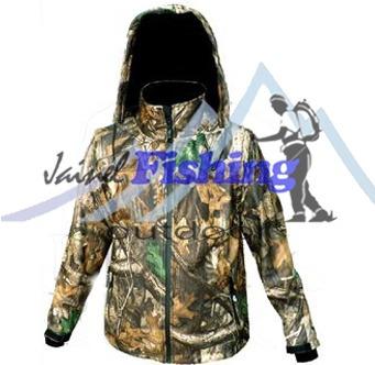 chaqueta camuflaje caza (impermeable)