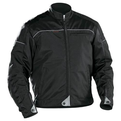 chaqueta castle streetwear escape negro 2xl