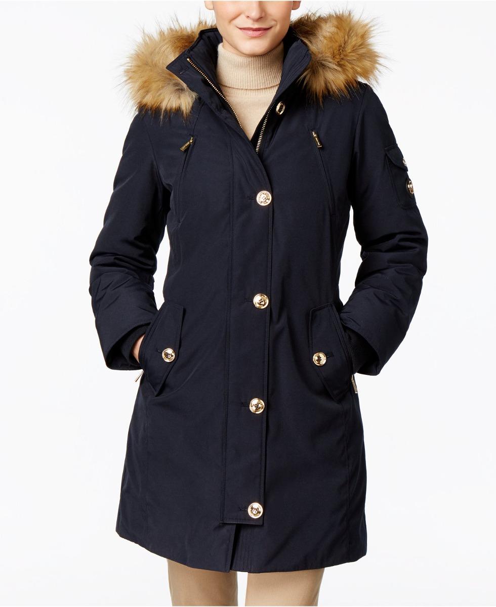 e81b58f03893a Chaqueta-chamarra-abrigo-michael Kors Original Para Dama ...