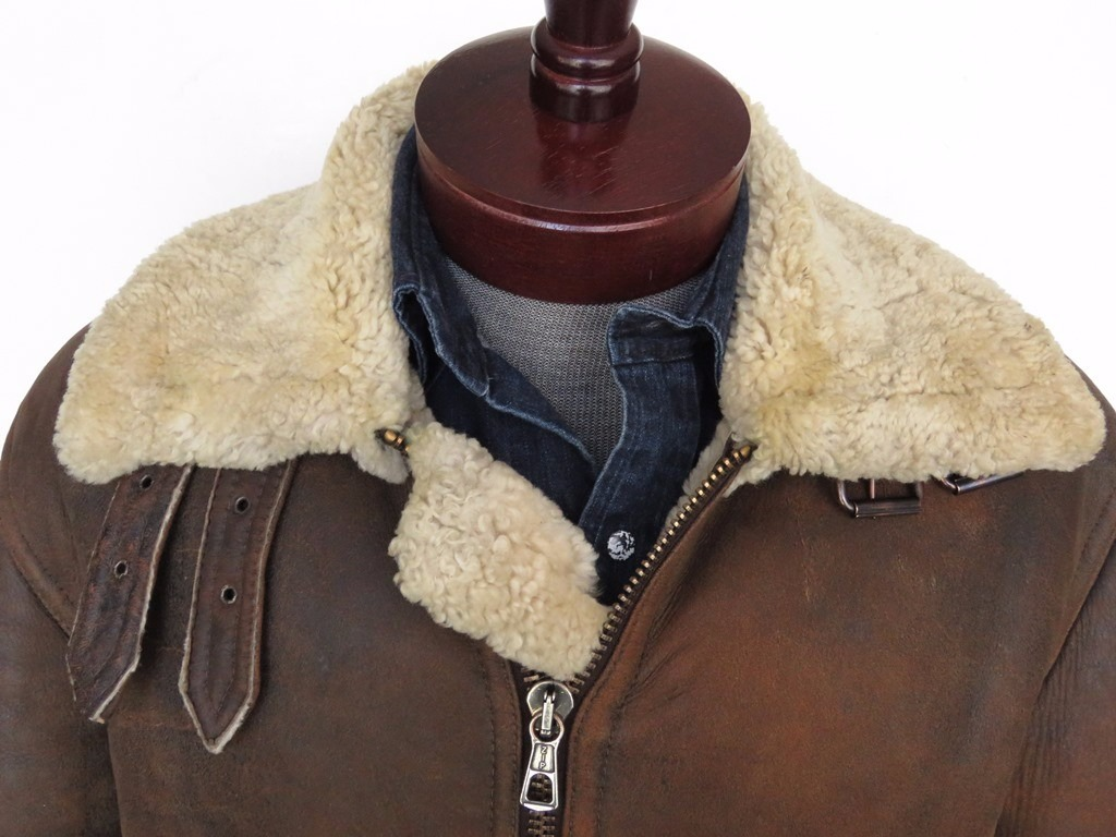 Venta de chaquetas de cuero en santiago