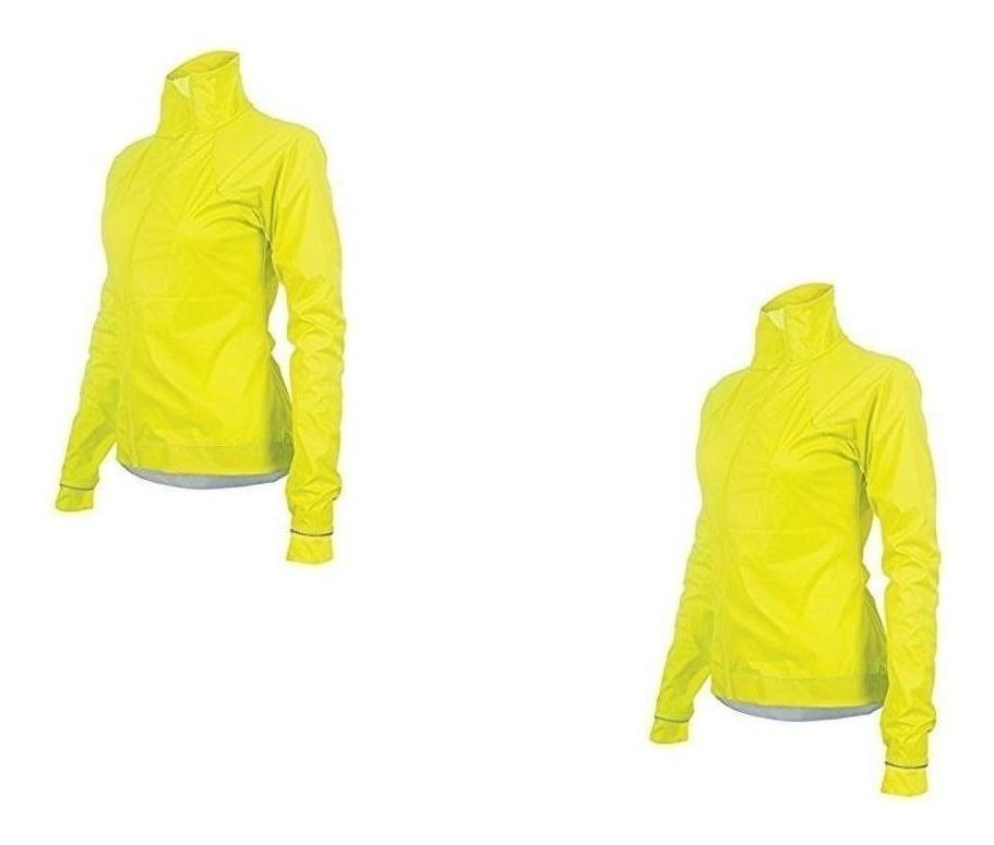 paquete de moda y atractivo paquete de moda y atractivo baratas Chaqueta Cortaviento Ciclismo Mujer Shebest Nueva Xl