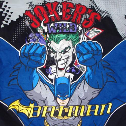 chaqueta colección batman y joker marca jh desings talla m