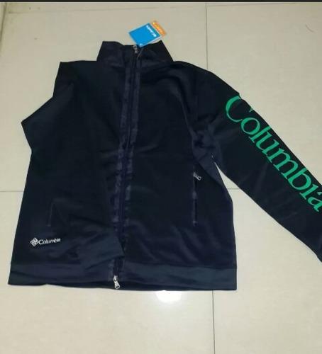 chaqueta columbia 100% original