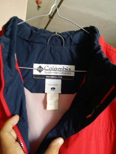 chaqueta columbia original