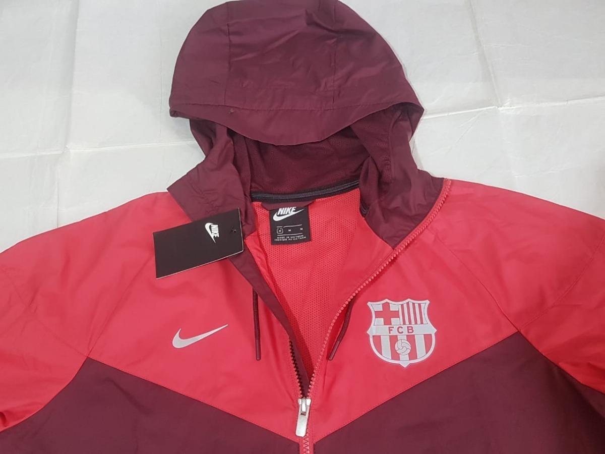 adf62579b5a98 chaqueta cortavientos nike fc barcelona 2018 19 nsw authenti. Cargando zoom.