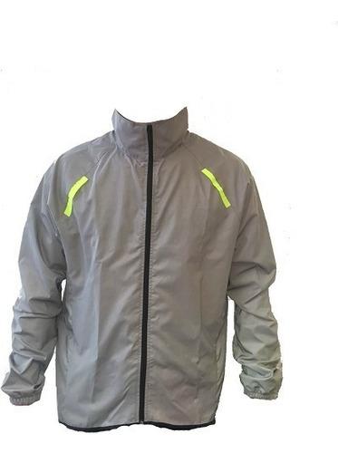 chaqueta cortavientos para moto  reflectivas