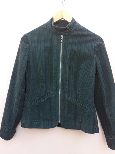 chaqueta cuello mao excelente estado moderna y util