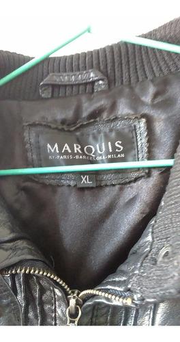 chaqueta cuero marquis