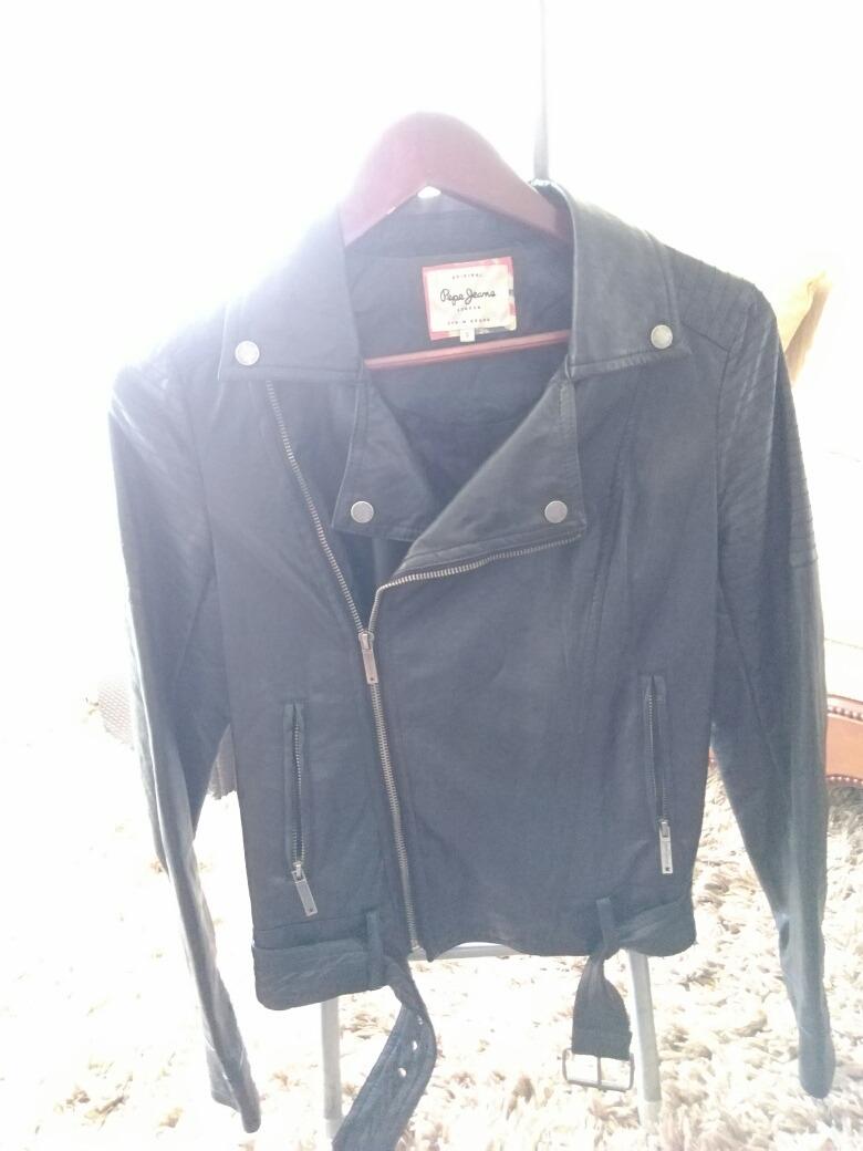 chaqueta-cuero-pepe-jeans-poquisimo-uso-D NQ NP 984383-MLC29042392885 122018-F.jpg 7760ed61402