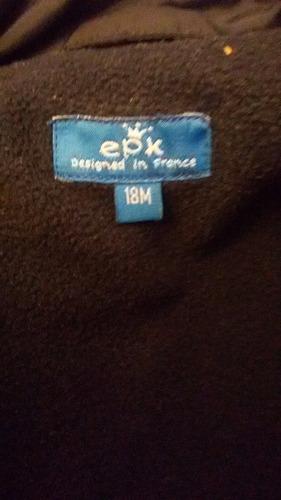 chaqueta de bebe epk talla 18 meses poco uso