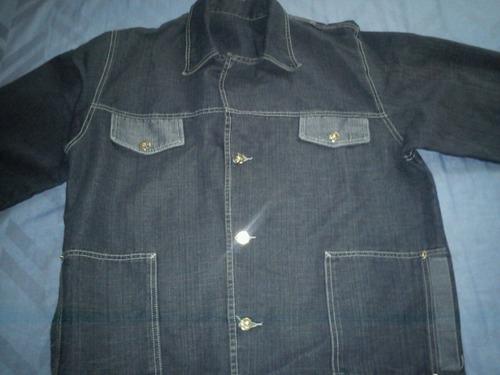 chaqueta de  blue jeans