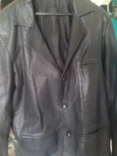 chaqueta de caballero - original rattan cueros - talla m