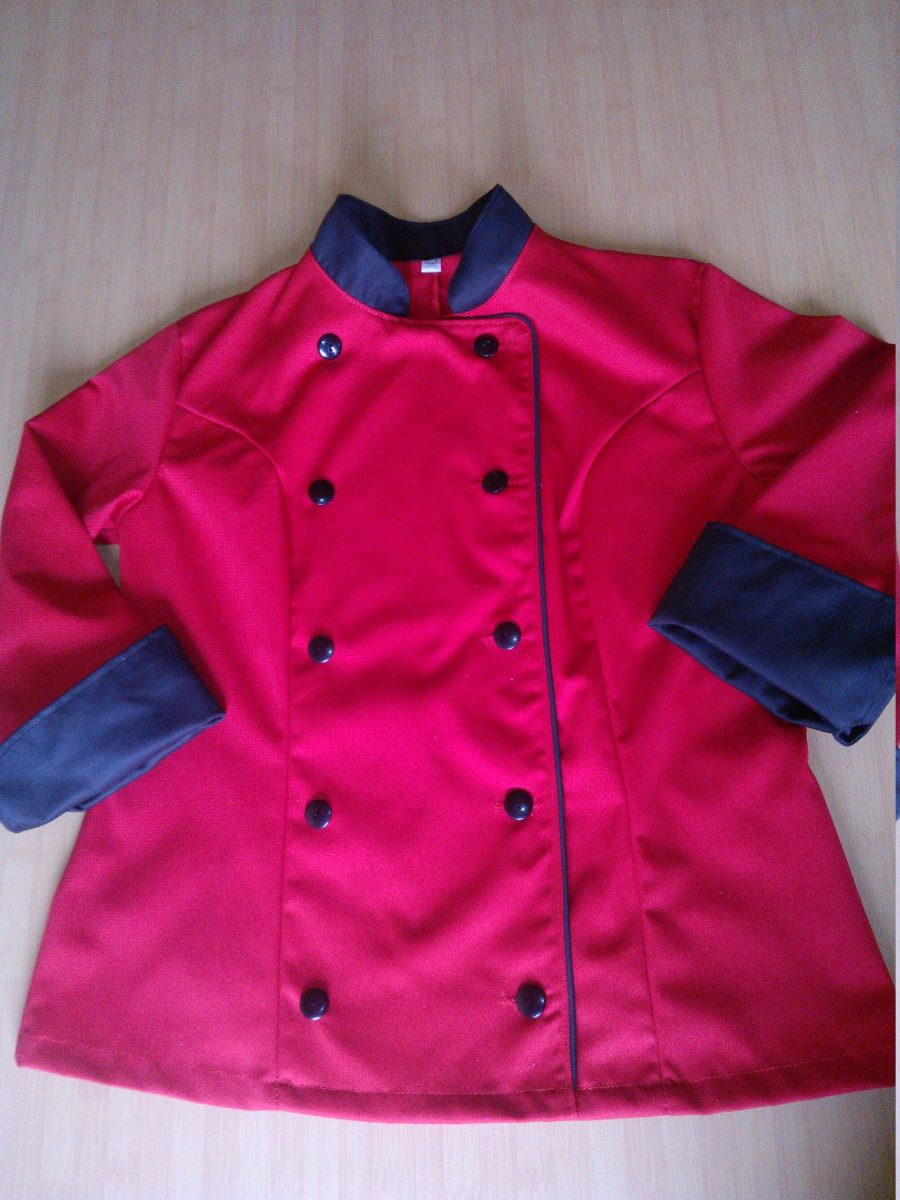 6cf8c761b0b Chaqueta De Chef Niño O Niña, 24 Ventas Exitosas - $ 7.500 en ...