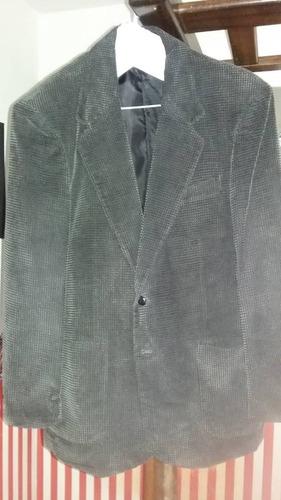 chaqueta de combinacion con chaleco.