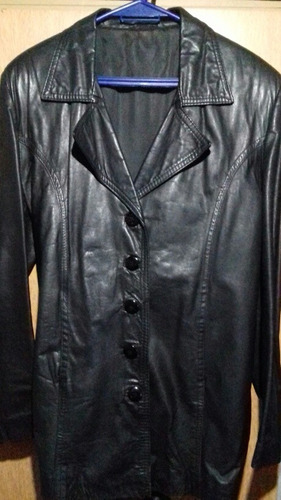 chaqueta de cuero excelente estado