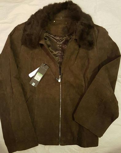 chaqueta de cuero mujer.