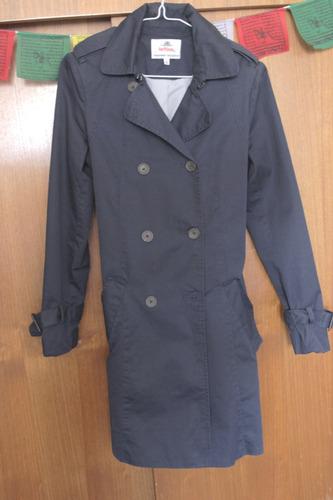 chaqueta de entretiempo (gabardina) de mujer talla s