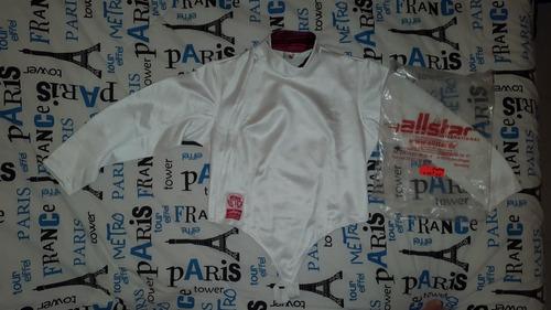 chaqueta de esgrima zurda marca all start talla 44 de 800nw