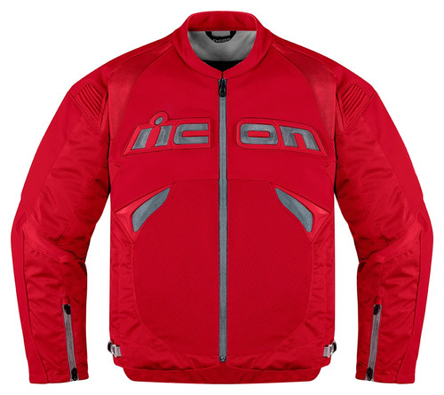 chaqueta de hombre icon sanctuary, rojo/lg