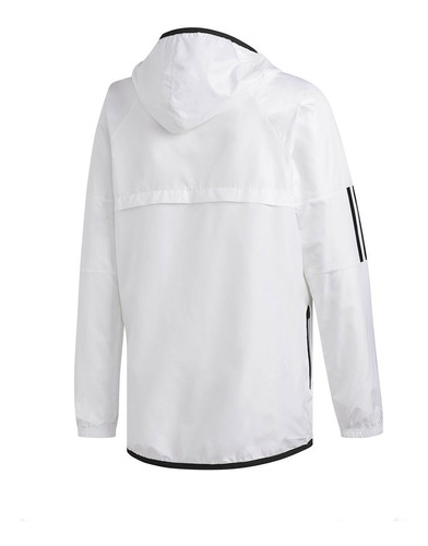 chaqueta de hombre lifestyle  adidas m wind fz jkt