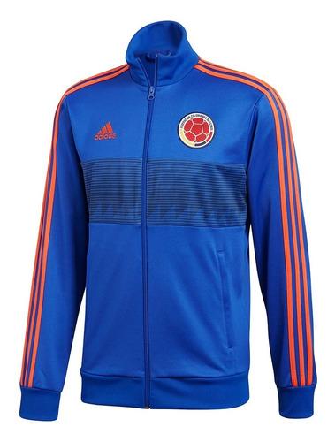 chaqueta de hombre para futbol adidas fcf 3s trk top