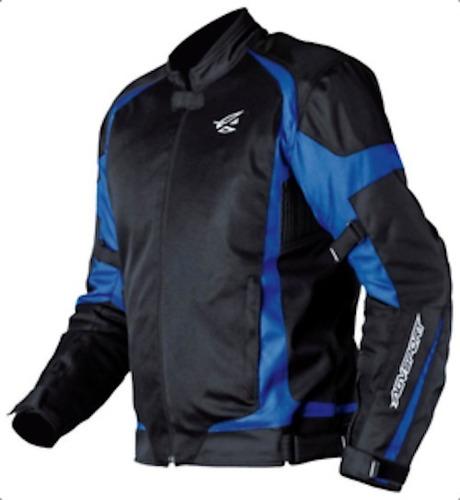 chaqueta de moto agvsport modelo blast